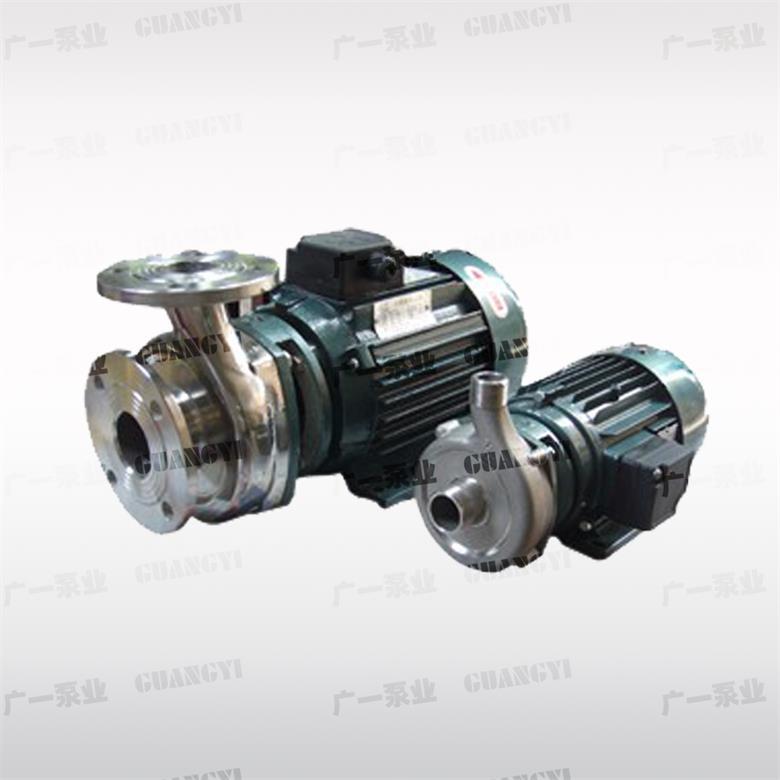 广一离心泵丨流量控制阀的类型与原理