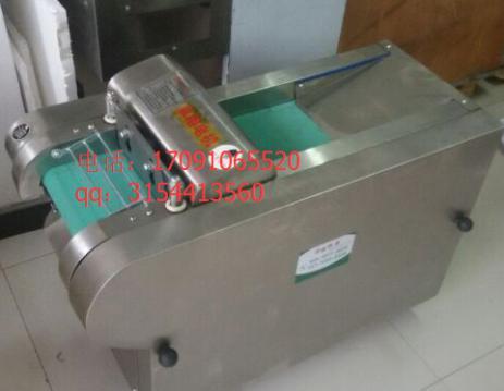 豆皮切丝机|切年糕机|鱼豆腐切块机|自动豆皮切丝机|大型豆皮切丝