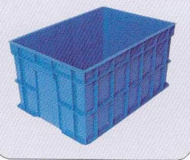 575系列箱 575工具箱-拓德塑料周转箱周转便捷