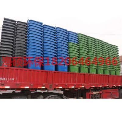利津县户外环卫垃圾桶|城镇一体化大垃圾桶厂家供应