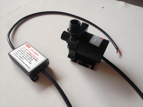 小太阳能水泵12v直流水泵热水器增压泵汽车雨刮器喷水泵直流喷水泵