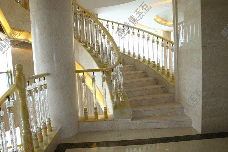 湖州玉石楼梯