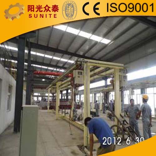 加气块生产设备基本机械种类