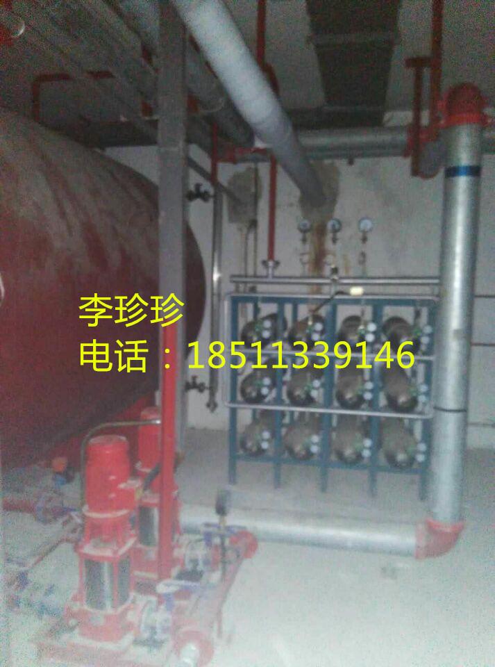 气体顶压应急消防供水设备