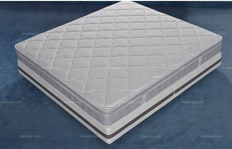 深圳淘美居时尚家居之卧室家具系列天然乳胶椰棕双面床垫