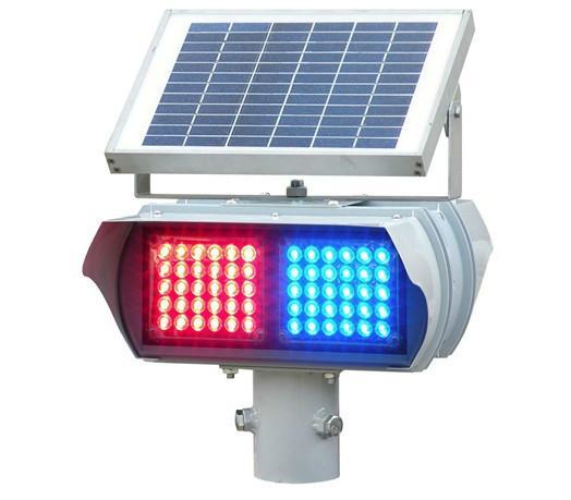 科盾移动式警示灯 行业创新!