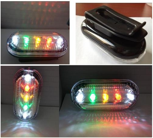 科盾LED肩灯  质量有保证!