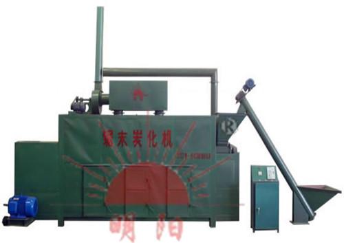 干馏炭化炉_明阳碳化机价格