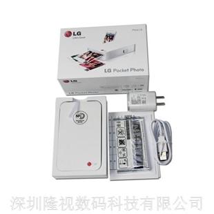 LG PD233 迷你口袋相印机 手机彩色照片打印机