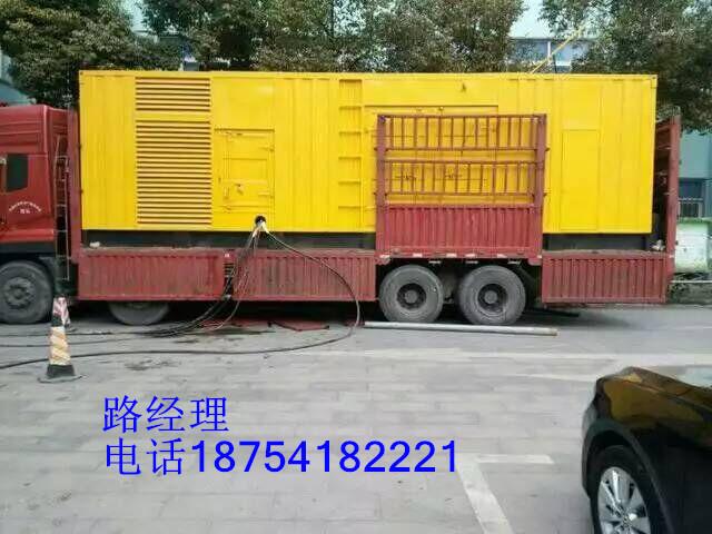 潍坊发电机出租 租赁发电机【天之蓝】