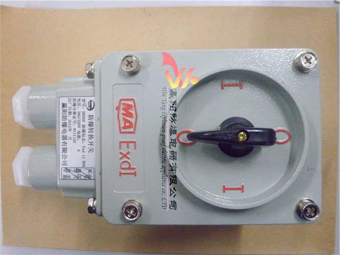 供应BHZ防爆转换开关,防爆开关,电源转换开关
