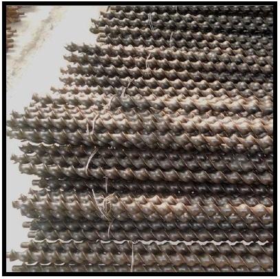 麻花钻杆煤钻杆配用煤钻头
