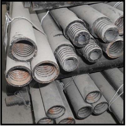 探水钻杆圆管钻杆42*1M(平扣)钻杆 煤矿用机械