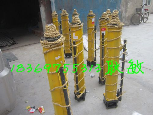 YT4-8A液压移溜器价格 液压支柱推流器