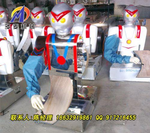 郑州自动刀削面机器人哪家的好,自动刀削面机最低多钱