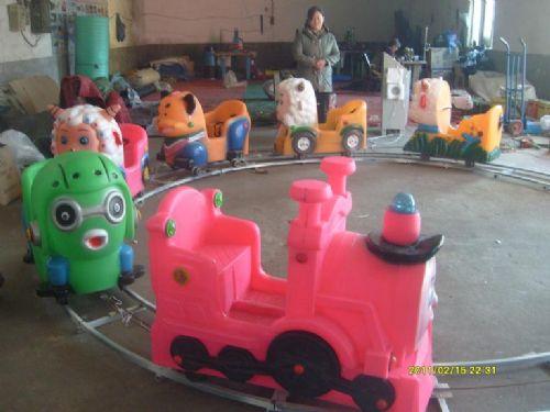 爆款动物造型轨道小火车  河南小火车厂家