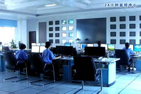 110联网报警中心系统平台