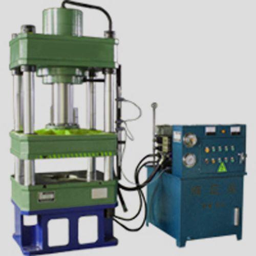 四柱液压机 汽车座垫专用液压机 500吨四柱液压机专业生产