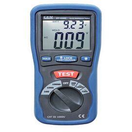 DT-5300B系列 专业接地电阻测试仪