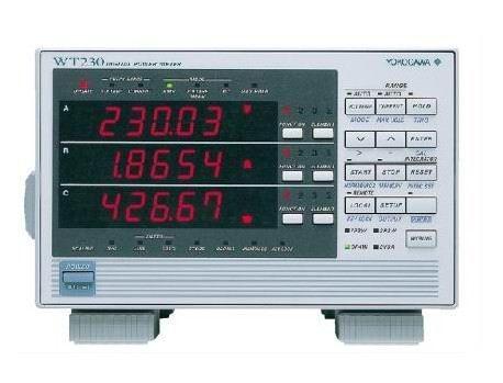 日本横河WT230图片WT310全国找货WT500数字功率表