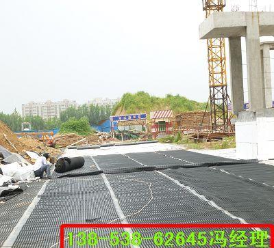 沧州塑料排水板多少钱一平方米绿泰排水板厂家