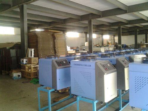 玻璃管激光器专用冷水机CDW-5200