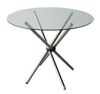 标摊洽谈桌 展览圆桌 合邦展览铝材