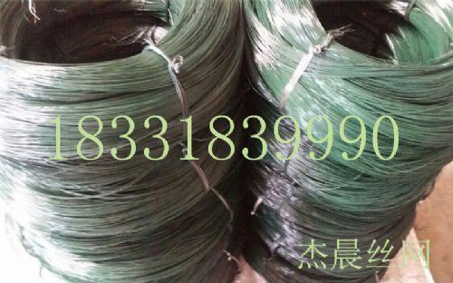 杰晨PVC包胶铁丝,PE软胶丝,金属丝包胶厂家批发零售