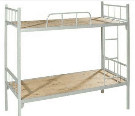 卡扣双层床公寓床学生上下铺双层床员工床上下铺床