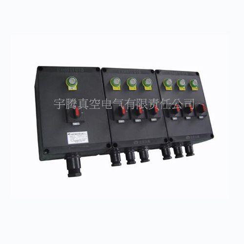BXM(D)8050系列防爆防腐照明(动力)配电箱