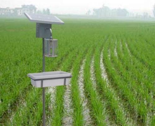 绿色农业太阳能杀虫灯