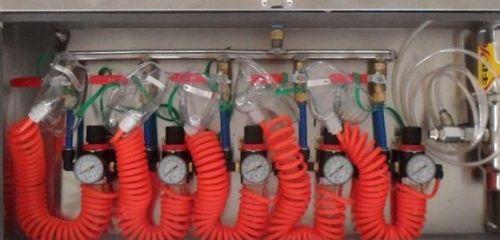 最新认证ZYJ矿井压风自救装置