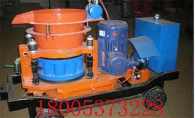 混凝土湿式喷浆机_HSP-7B喷浆机