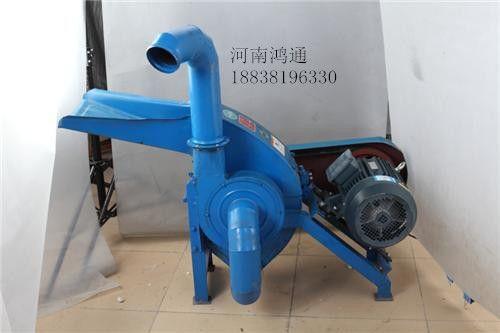 节能机制木炭机辅助设备秸秆粉碎机