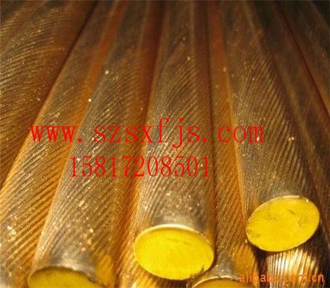 促销H65耐腐蚀拉花黄铜棒 拉花六角黄铜棒