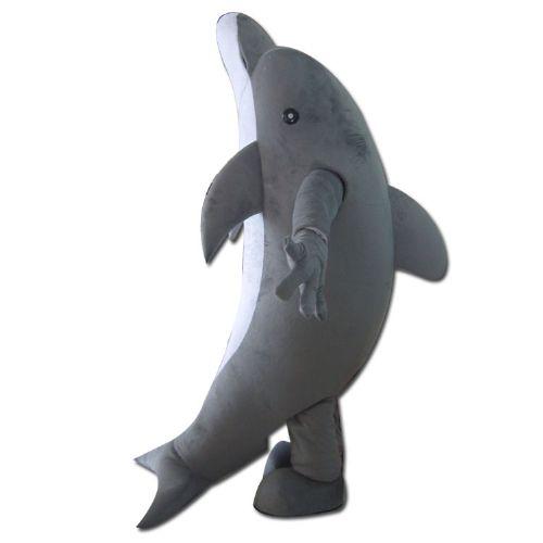 卡通人偶服装卡通道具服装海豚