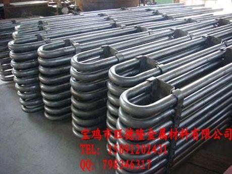 钛加热管,钛u型管-旺德隆金属