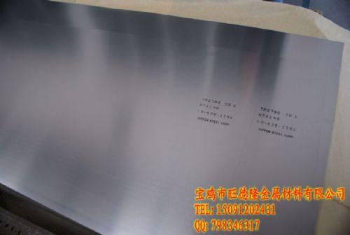 TC4钛板,TA10钛合金板-旺德隆金属