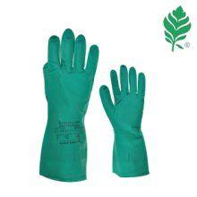雷克兰EN15化学室专用丁腈橡胶手套
