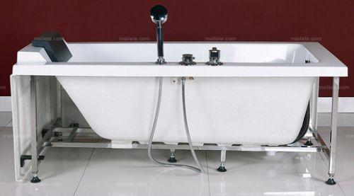 深圳淘美居时尚家居之洗浴用具系列亚克力保温浴缸
