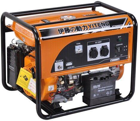 6KW小型汽油发电机价格