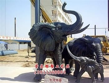 铸铜大象厂家