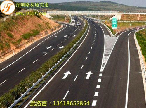 深圳石岩划线厂家 宝安画线价格 龙华划线规格