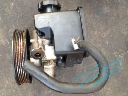奥迪A6机油泵、刹车泵原厂件 拆车件
