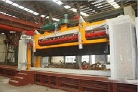 加气混凝土成套设备-东岳机械集团