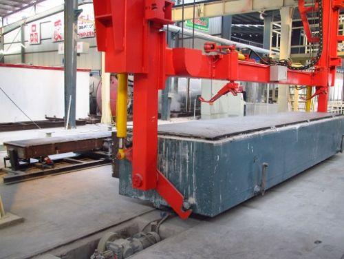 加气混凝土成套生产线-东岳机械集团