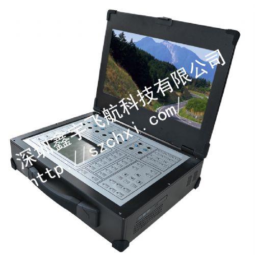 3U便携机 机加工 便携式视频采集器 一体机 定做导播机机箱