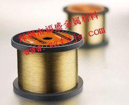 全软C2800黄铜线,江苏超细黄铜线,规格齐全