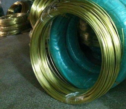 超细进口黄铜丝/C2680半硬黄铜线/品质一流