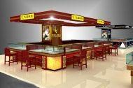 水晶珠宝展柜 专业珠宝展柜制造经销商 提供实时珠宝展柜价格